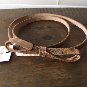 Lodis Bow Belt